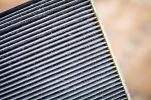 Change out Dirty Air Filters
