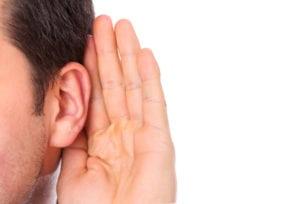 Hearing Strange Noises