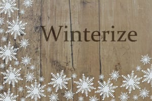 Winterize Your Air Condtioning Unit