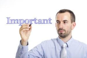 Important Maintenance Tips