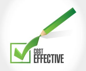 Cost Effective Maintenance