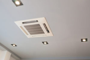 HVAC Contractors Office Air Ducts