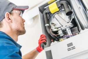 Furnace Repair Technician Different Furnace Parts
