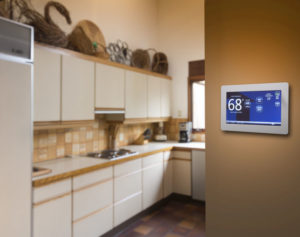 HVAC Company Install Programmable Thermostat