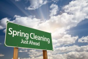 Spring cleaning ahead fresh air HVAC cleaning