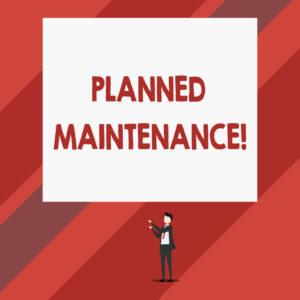 Planned HVAC Maintenance Contractor Work