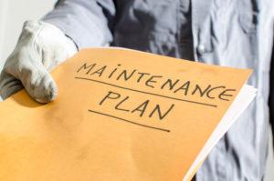 maintenance plan furnace replacement