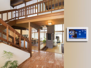 Smart Thermostate Home Temperature Pasterkamp