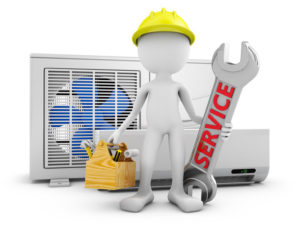 ac service inspection repair