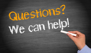 Questions We can help Pasterkamp