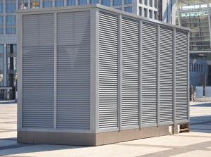 Industrial Company HVAC System Models