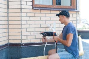 air conditioner installation process complex