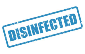 Disinfected HVAC Cleaning Clean Air