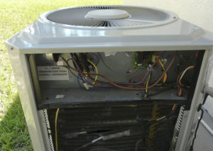 air conditioning older unit repair