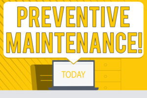 Preventive HVAC maintenance contractors